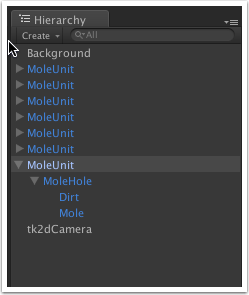 简单的添加预设体到游戏中